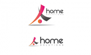 projet logo home solutions
